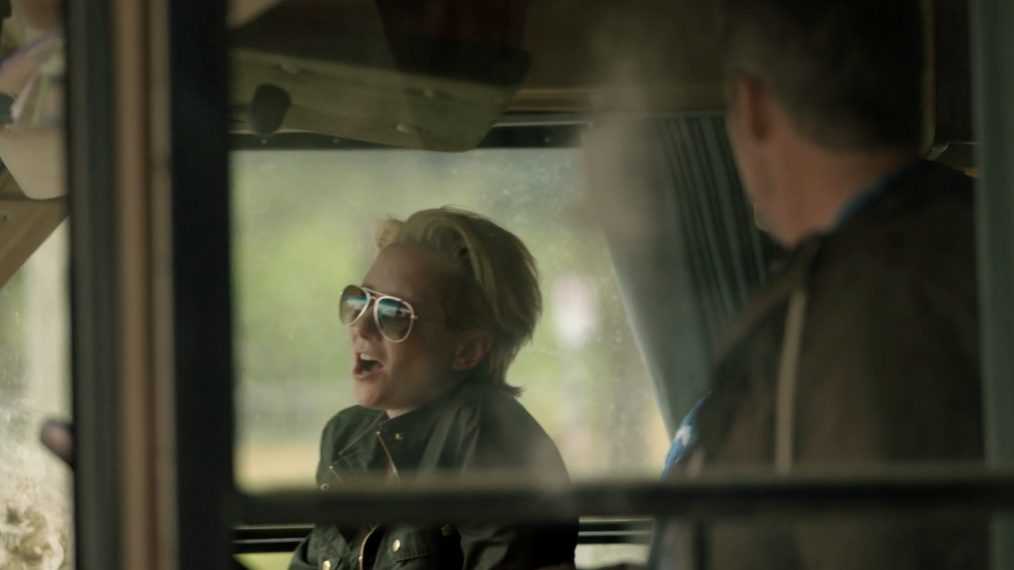 Anne Heche in Aftermath